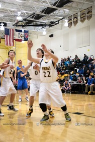 Sophomore Basketball Vinton-Shellsburg vs Benton Community-8901
