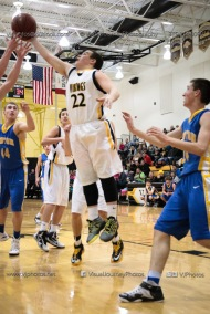 Sophomore Basketball Vinton-Shellsburg vs Benton Community-8903