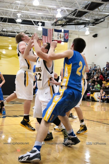 Sophomore Basketball Vinton-Shellsburg vs Benton Community-8905