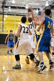 Sophomore Basketball Vinton-Shellsburg vs Benton Community-8907
