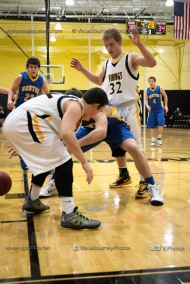 Sophomore Basketball Vinton-Shellsburg vs Benton Community-8909