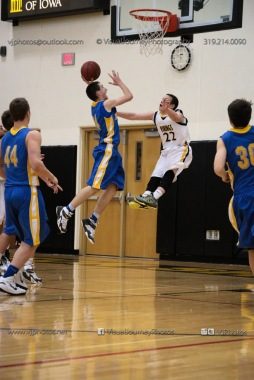Sophomore Basketball Vinton-Shellsburg vs Benton Community-8951