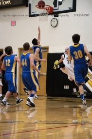 Sophomore Basketball Vinton-Shellsburg vs Benton Community-8953