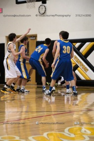 Sophomore Basketball Vinton-Shellsburg vs Benton Community-8955
