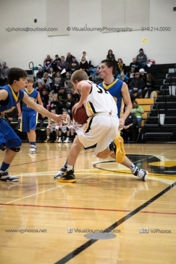 Sophomore Basketball Vinton-Shellsburg vs Benton Community-8963