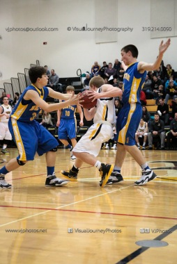 Sophomore Basketball Vinton-Shellsburg vs Benton Community-8964