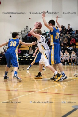 Sophomore Basketball Vinton-Shellsburg vs Benton Community-8965