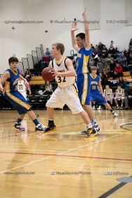 Sophomore Basketball Vinton-Shellsburg vs Benton Community-8966