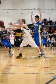 Sophomore Basketball Vinton-Shellsburg vs Benton Community-8967