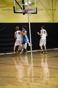 Sophomore Basketball Vinton-Shellsburg vs Benton Community-8973
