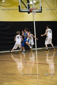 Sophomore Basketball Vinton-Shellsburg vs Benton Community-8974
