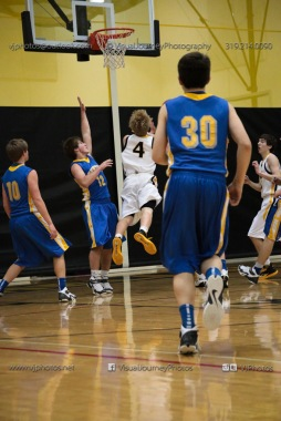 Sophomore Basketball Vinton-Shellsburg vs Benton Community-8978