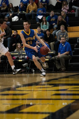 Sophomore Basketball Vinton-Shellsburg vs Benton Community-8998