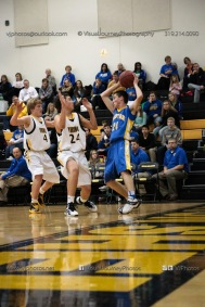 Sophomore Basketball Vinton-Shellsburg vs Benton Community-9001