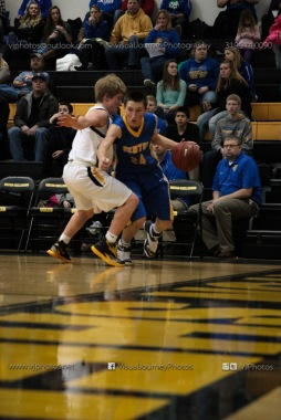 Sophomore Basketball Vinton-Shellsburg vs Benton Community-9011