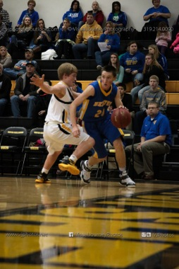 Sophomore Basketball Vinton-Shellsburg vs Benton Community-9012