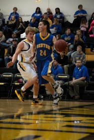 Sophomore Basketball Vinton-Shellsburg vs Benton Community-9014