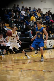 Sophomore Basketball Vinton-Shellsburg vs Benton Community-9023