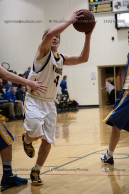 Sophomore Basketball Vinton-Shellsburg vs Benton Community-9030