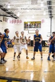 Sophomore Basketball Vinton-Shellsburg vs Benton Community-9040