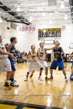 Sophomore Basketball Vinton-Shellsburg vs Benton Community-9041