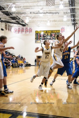 Sophomore Basketball Vinton-Shellsburg vs Benton Community-9043