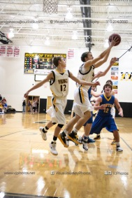 Sophomore Basketball Vinton-Shellsburg vs Benton Community-9044
