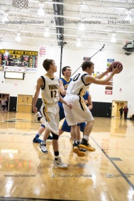 Sophomore Basketball Vinton-Shellsburg vs Benton Community-9045