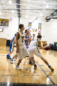 Sophomore Basketball Vinton-Shellsburg vs Benton Community-9046