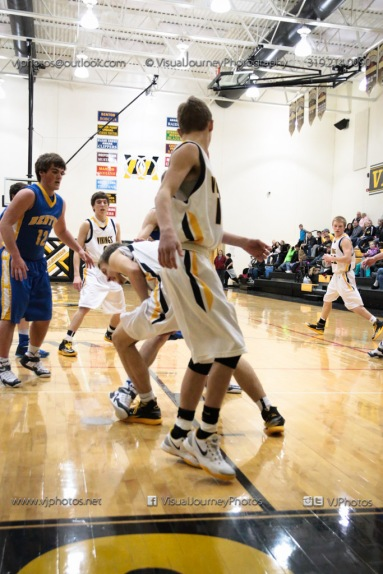 Sophomore Basketball Vinton-Shellsburg vs Benton Community-9049