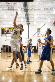 Sophomore Basketball Vinton-Shellsburg vs Benton Community-9050