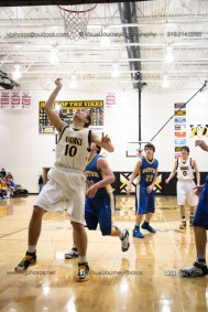 Sophomore Basketball Vinton-Shellsburg vs Benton Community-9051