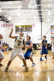 Sophomore Basketball Vinton-Shellsburg vs Benton Community-9052