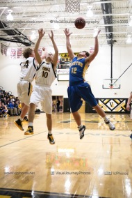 Sophomore Basketball Vinton-Shellsburg vs Benton Community-9053