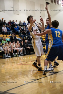 Sophomore Basketball Vinton-Shellsburg vs Benton Community-9059