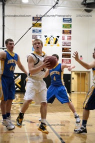 Sophomore Basketball Vinton-Shellsburg vs Benton Community-9063