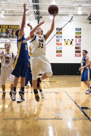 Sophomore Basketball Vinton-Shellsburg vs Benton Community-9065
