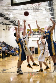 Sophomore Basketball Vinton-Shellsburg vs Benton Community-9068