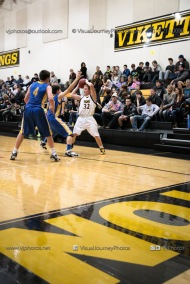 Sophomore Basketball Vinton-Shellsburg vs Benton Community-9075