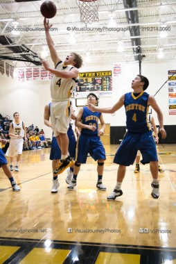 Sophomore Basketball Vinton-Shellsburg vs Benton Community-9076