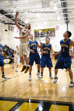 Sophomore Basketball Vinton-Shellsburg vs Benton Community-9077