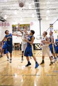 Sophomore Basketball Vinton-Shellsburg vs Benton Community-9083