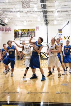 Sophomore Basketball Vinton-Shellsburg vs Benton Community-9084