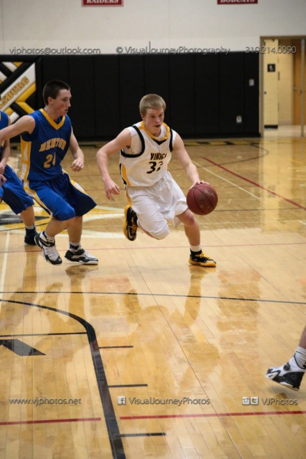 Sophomore Basketball Vinton-Shellsburg vs Benton Community-9103