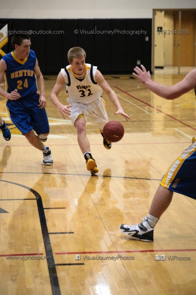 Sophomore Basketball Vinton-Shellsburg vs Benton Community-9104