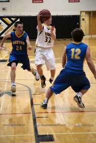 Sophomore Basketball Vinton-Shellsburg vs Benton Community-9107