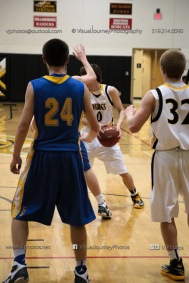 Sophomore Basketball Vinton-Shellsburg vs Benton Community-9113
