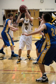Sophomore Basketball Vinton-Shellsburg vs Benton Community-9114