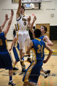 Sophomore Basketball Vinton-Shellsburg vs Benton Community-9116