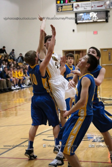 Sophomore Basketball Vinton-Shellsburg vs Benton Community-9118